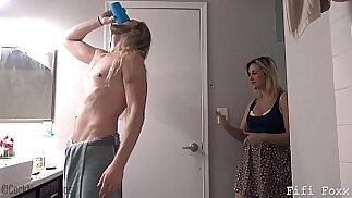 Mom Gives Son Viagra Fifi Foxx and Cock Ninja