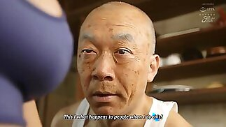 [NIMA-007] This Dirty Old Man Made Me (English subbed)