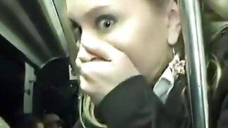 Aiden Starr - Public Bus
