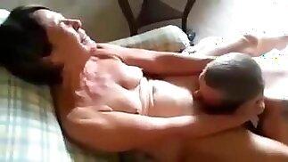 mature orgasm on tongue