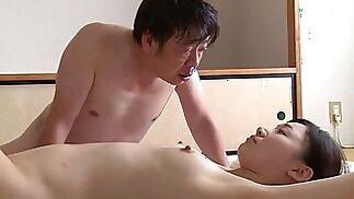 Crazy Japanese whore Maki Hoshikawa in Hottest couple, cunnilingus JAV video