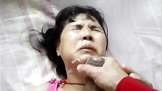 Jizz Jerking Chinese Whores