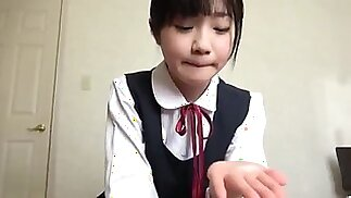 Japanese daughter seduces her father